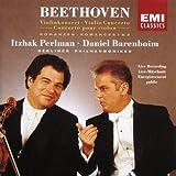 Beethoven : Concerto pour violon - Romances pour violon et orchestre