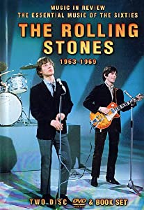 The Rolling Stones - Music in Review: 1963 - 1969 [2 DVDs]