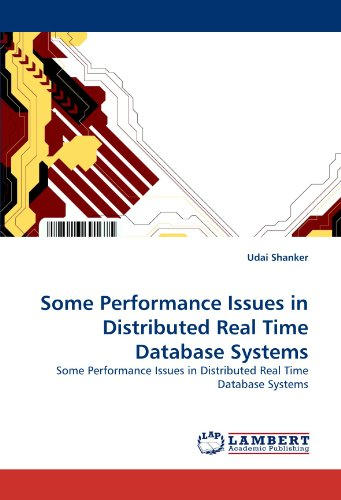 Some Performance Issues in Distributed Real Time Database Systems