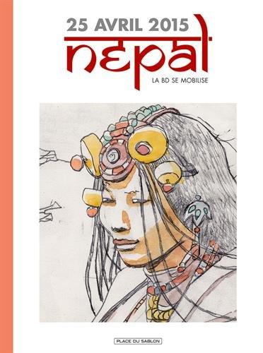 25 avril 2015, Népal, la BD se mobilise