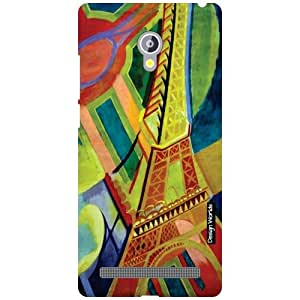 Design Worlds Asus Zenfone 6 A601CG Back Cover - exotic Designer Case and Covers