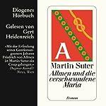 Allmen und die verschwundene María (Allmen 4) | Martin Suter