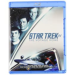 Star Trek IV: Voyage Home [Blu-ray]