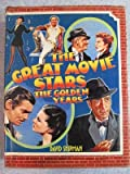 img - for The Great Movie Stars: The Golden years book / textbook / text book
