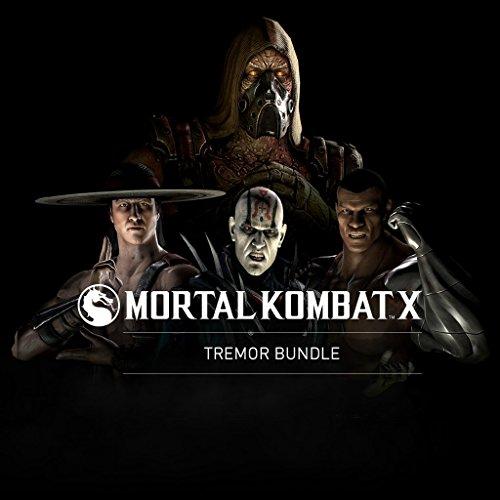 Mortal Kombat X: Tremor Bundle (Tremor + Klassic Skin Pack 2) - PS4 [Digital Code]