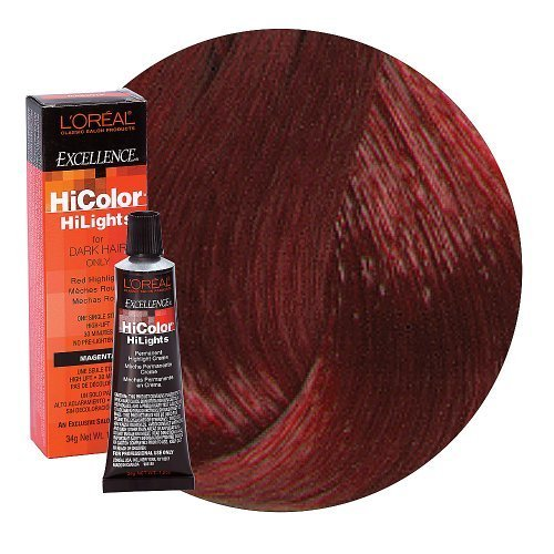 loreal-excellence-hicolor-red-magenta-highlights-12-ounce-by-loreal-paris