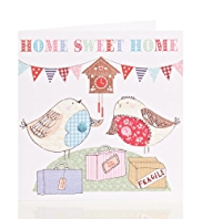 Home Sweet Home New Home Card