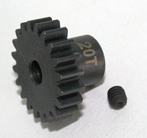 Thunder Tiger RC PD02-0032 Pinion Gear 20 Tooth, eMTA