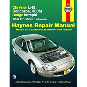 Dodge Intrepid (1998-2004)
