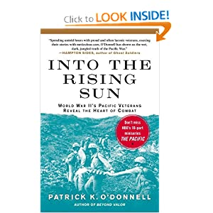 Into the Rising Sun - Patrick K. O'Donnell