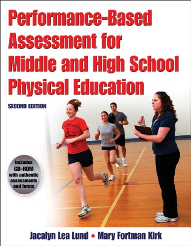 Performance-Based Assessment for Middle and High School Physical...