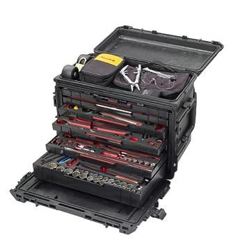 Mechanics Tool Set, 1/4, 3/8, 1/2 Drive, 250 Pc: Hand Tool Sets