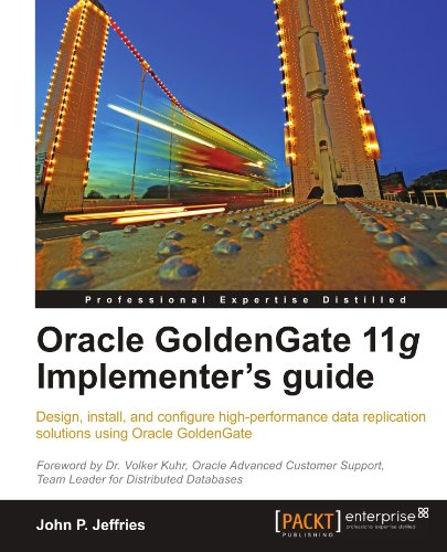 Oracle GoldenGate 11g Implementer's guide PDF