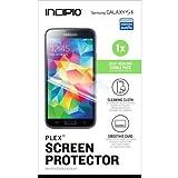 Incipio PLEX Self-Healing Screen Protector Single Pack for Samsung Galaxy S5 - Retail Packaging
