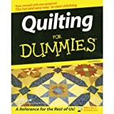 Quilting For Dummiesby Wiley Publishing
