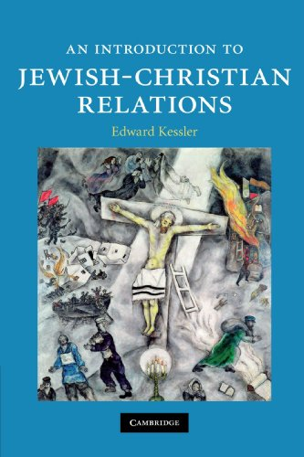 An Introduction To Jewish-Christian Relations (Introduction To Religion) front-1046966