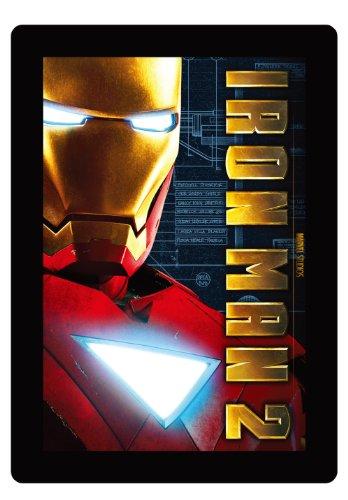 アイアンマン2  (Amazon.co.jp限定スチールブック仕様/完全数量限定) [Blu-ray]