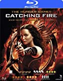 The Hunger Games Catching Fire (Blu-ray) (2 disc)