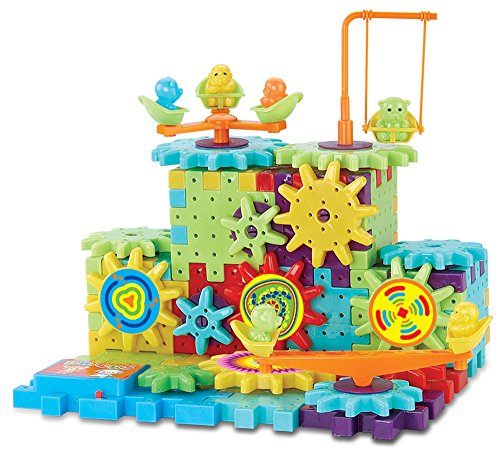 Interlocking-Building-Blocks-and-Gears-81-Pcs-Construction-Toy-Set-for-Children-Kids-Boys-Girls-Motorized-Spinning-Wheels-Build-Variations-with-Funny-Puzzle-Bricks-Gear-Wheels-Brand-Ideas-In-Life