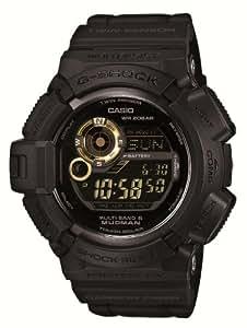 [カシオ]CASIO 腕時計 G-SHOCK ジーショック Black×Gold Series ブラックゴールドシリーズ タフソーラー 電波時計 GW-9300GB-1JF メンズ