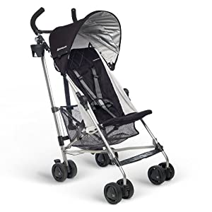 UPPAbaby 2013 G-Lite Stroller, Jake Black (Older Version) (Discontinued by Manufacturer)