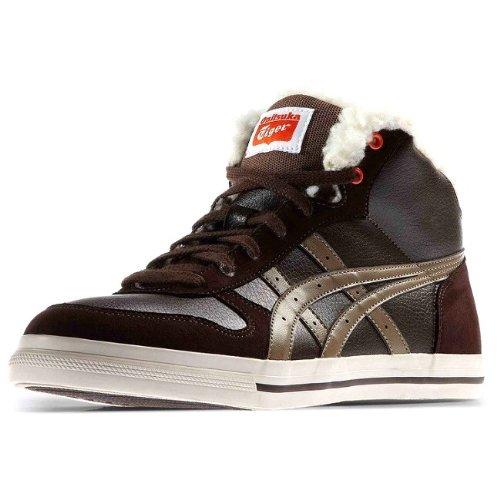 Onitsuka Tiger Aaron Mt, Sneaker uomo marrone Size: EU 42.5 (US 9)