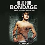 Held for Bondage: James Becomes a Slave Boy | A.J. Moor