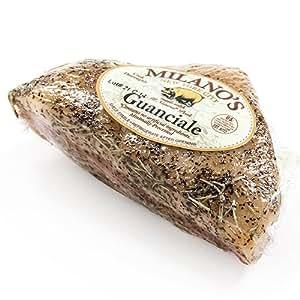 Cured Pork Guanciale - 14oz (1 pound)