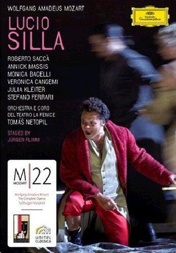 Lucio Silla (Sacca, Massis, Netopil) - Mozart - DVD