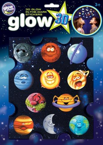 The Original Glowstars - Pegatinas para pared y cristal [Importado de Inglaterra]