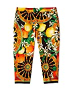 Dolce&Gabbana Legging Junior Giordana (Multicolor)