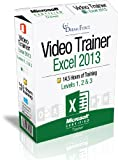 Excel 2013 Training Videos - 14.5 Hours of Excel 2013 training by Microsoft Office: Specialist, Expert and Master: 2000, XP (2002), 2003, 2007, 2010, 2013, Microsoft Certified Professional (MCP) and Microsoft Certified Trainer (MCT), Kirt Kershaw