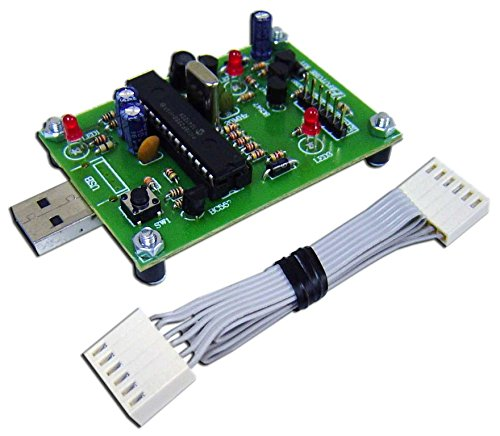 Usb Pic Robot Programmer Interface Electronic Circuit Kit : Fa1120 front-631832