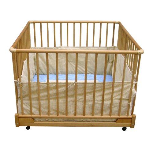 parc quadrangulaire 100x100 cm pliable ourson teddy mon. Black Bedroom Furniture Sets. Home Design Ideas