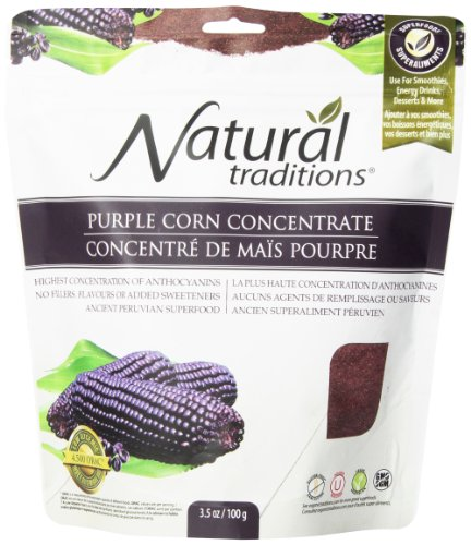 Natural Traditions Corn Powder, Purple, 3.5 Ounce (Indian Purple Corn compare prices)