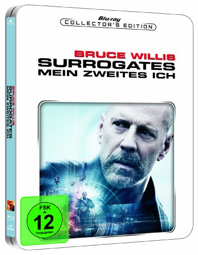 Surrogates - Mein zweites Ich - Steelbook [Blu-ray] [Collector's Edition]