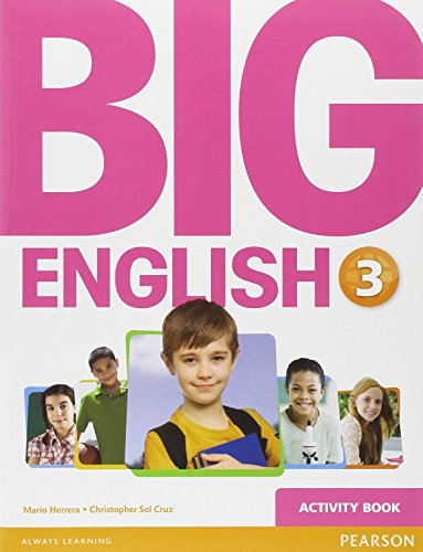 Big english. Activity book. Con espansione online. Per la Scuola elementare: 3