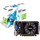 MSI N730-4GD3 Carte graphique Nvidia GeForce GT 730 750 MHz 4096 Mo PCI-Express