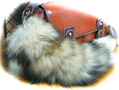 3-for-2-natural-brown-massive-40-45cm-fluffy-tail-shaped-keyring-key-chain-clip-handbag-charm-with-s