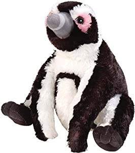 """African Black Footed Penguin Fuzzy Fella 11"""" by Wild Republic"""