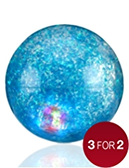 Flashing Water Glitter Ball Toy