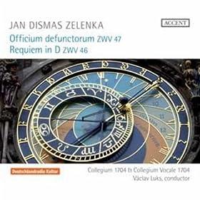 Zelenka: Officium defunctorum, ZWV 47 - Requiem, ZWV 46