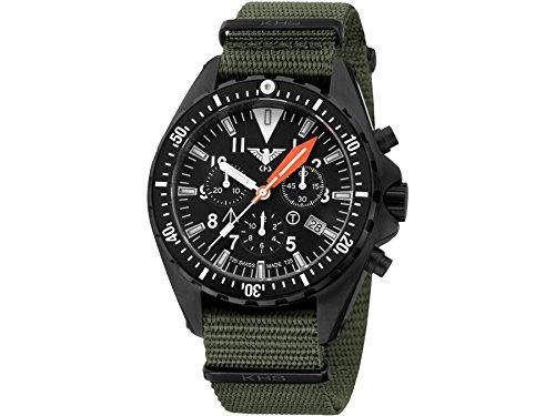 KHS Orologio Uomo MissionTimer 3 OT Cronografo KHS.MTAOTC.NO