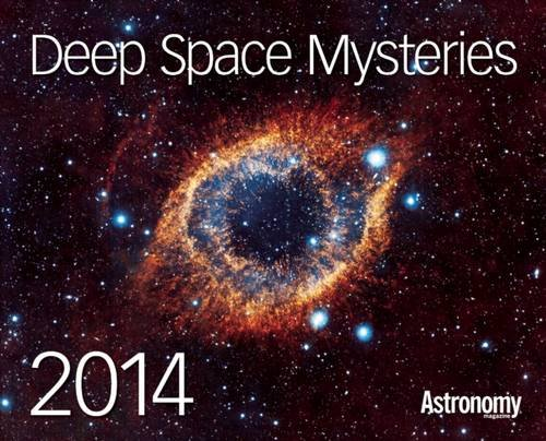Deep Space Mysteries 2014 Calendar