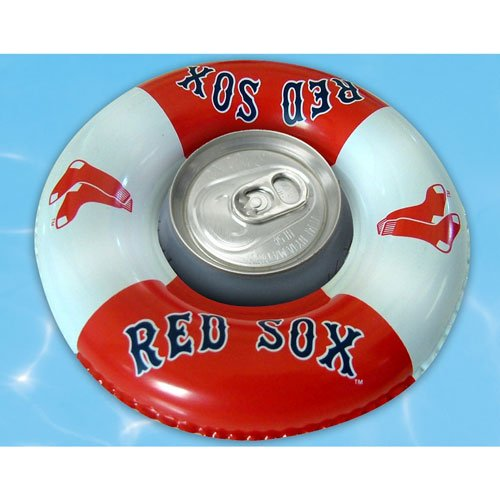 Boston Red Sox Mlb Pool Beverage Drink Floats front-920997