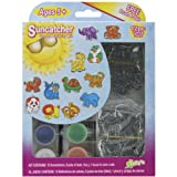 Suncatcher Group Activity Kit-Zoo 16/Pkg