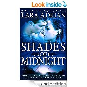 Shades of Midnight (Midnight Breed Book 7)