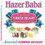 Hazer Baba Assorted Turkish Delight, 250gr
