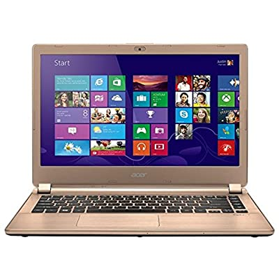 Acer Aspire V+ V5-472P 14-Inch Touchscreen Laptop (Champagne ICE)