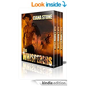 The Whisperers by Ciana Stone ebook cover
